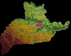 карта Сторожинецького МУВГ.