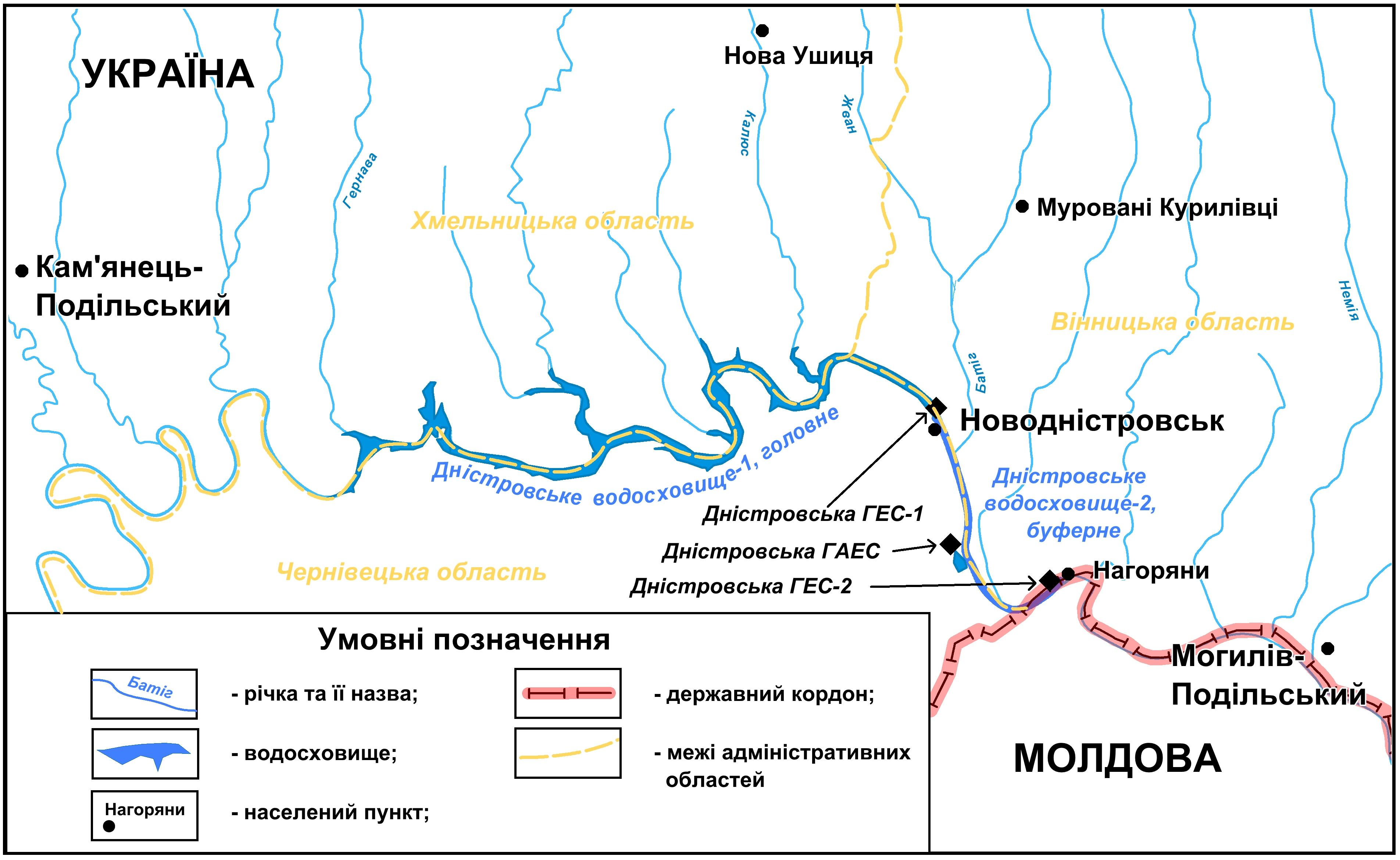 Dnistrovske