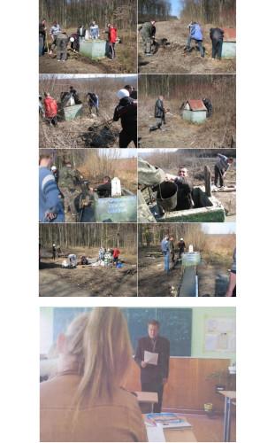 """Звіт з проведення """"Всесвітнього дня води 2015"""""""