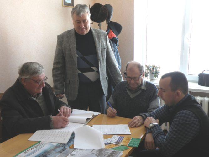 Інвентаризація водних об'єктів Кельменецького району