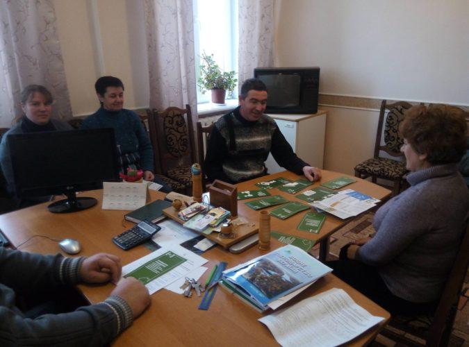 Бесіда з працівниками Кельменецького МУВГ з питань реалізації прав людини