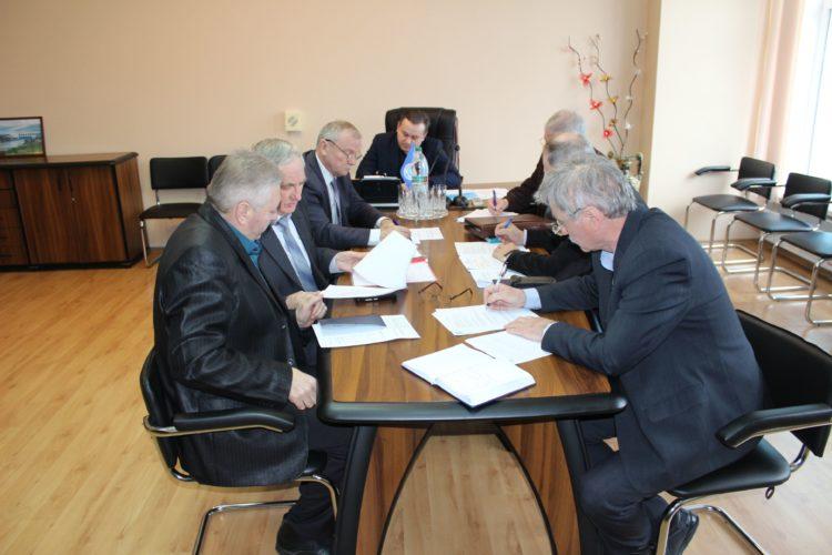 Участь у робочій нараді з питань безпечного пропуску повені через гідроспоруди Дністровської ГЕС