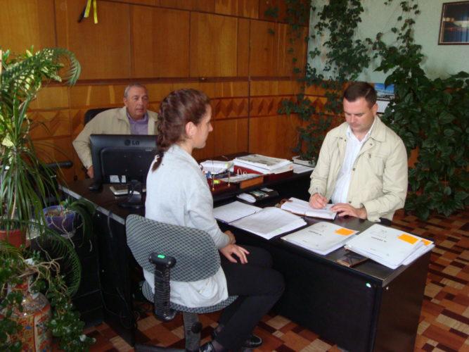 У Новодністровському РУВР відбулася робоча нарада з начальниками відділів та дільниць,головними спеціалістамий керівниками служб