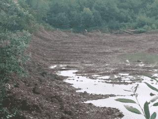 Руслорегулюючі роботи на р.Малий Сірет в Сторожинецькому районі  Чернівецької області