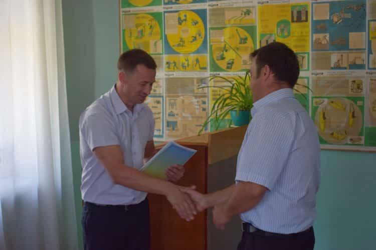 В Кельменецькому МУВГ відзначили професійне свято