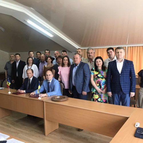 ХVІ нарада Уповноважених Урядів України та Республіки Молдова
