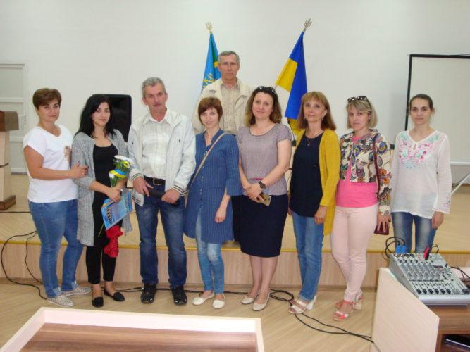 Відзначення Дня Конституції України