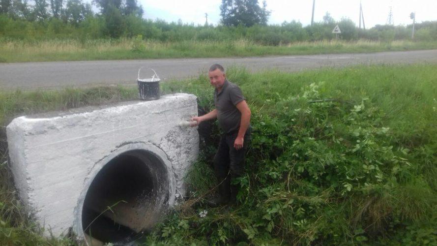 Проведення експлуатаційних робіт на  міжгосподарських каналах