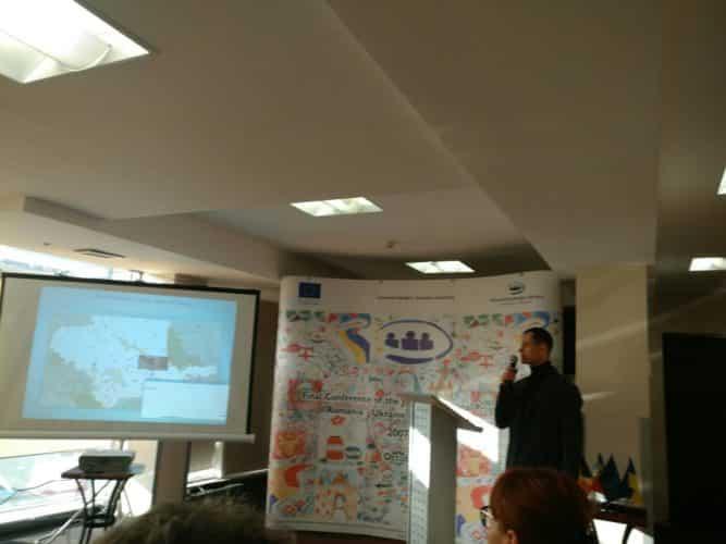 Заключна конференція по програмі «Румунія-Україна-Республіка Молдова 2007-2013»